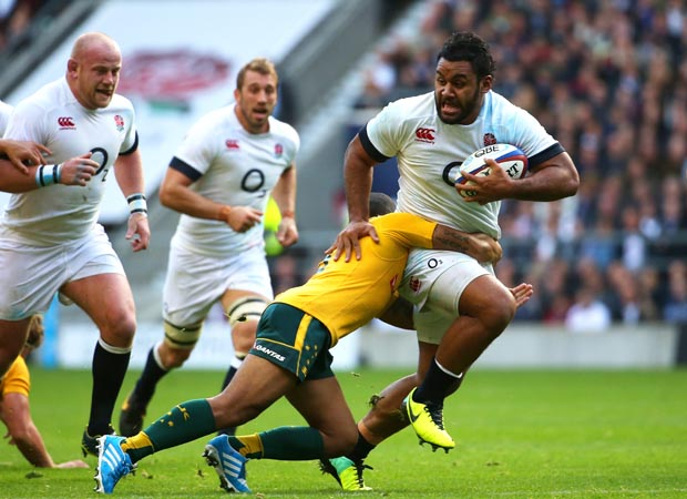 Arrogance took over in the autumn admits Billy Vunipola
