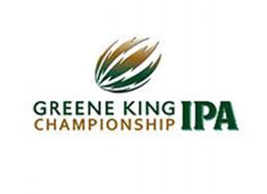 Greene King IPA Championship round 9 teams