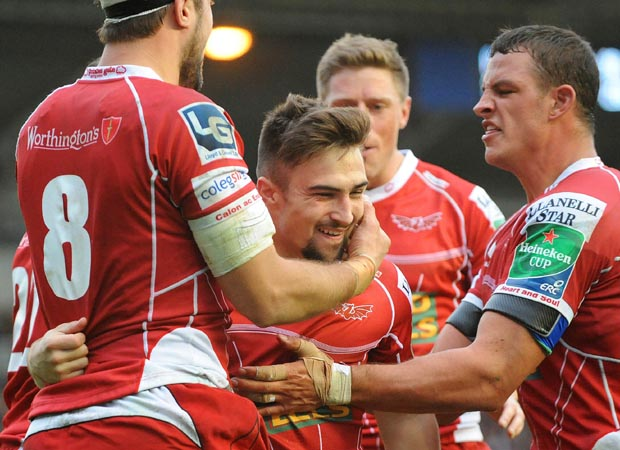 Shane Williams' column: Why a Scarlets victory is vital for Wales cause