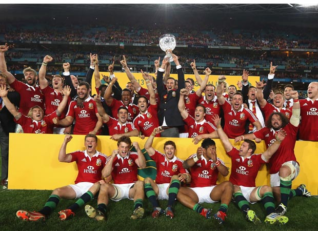 Nick Cain: A global season must still cater for the British & Irish Lions