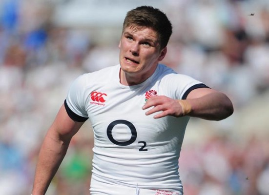 'Angry-man' Owen Farrell can fire World Cup success