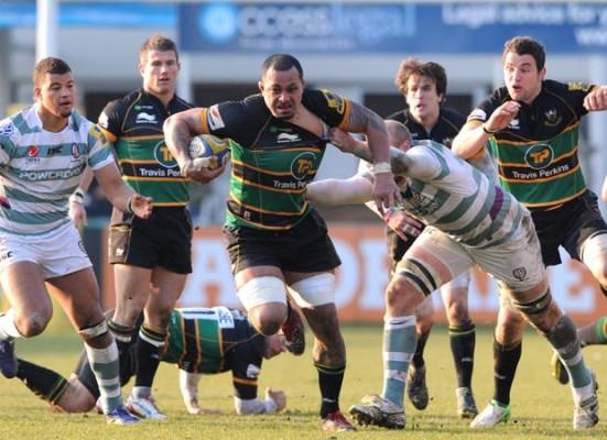 Northampton Saints still in market to find the next Samu Manoa says Dorian West