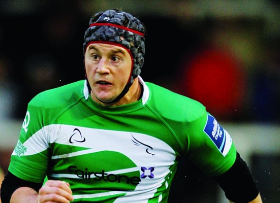 Dream Team: Andy Saull – Newcastle and former Saracens flanker