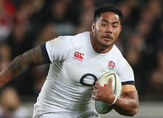 Manu Tuilagi's mission to take centre stage