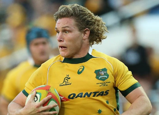 Hooper cited for incident in Wallabies' win over Argentina