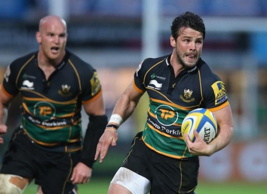 I want that No15 shirt back for World Cup, Ben Foden warns Mike Brown