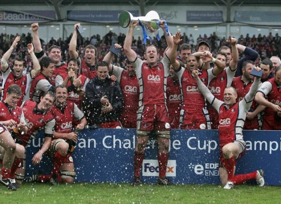 Moment in Time: the 2006 Challenge Cup final