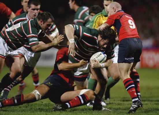Moment in Time: Leicester and their triumph at Thomond Park