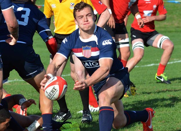 Young Gun: Tom Bliss – Wasps and USA scrum-half