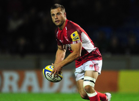 Dream Team: Tyson Keats – former London Welsh, Crusaders and Hurricanes scrum-half