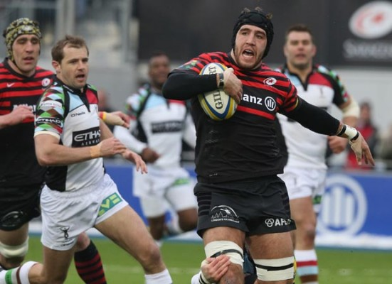 Nick Cain talks to Will Fraser about Saracens' new challenge in Europe