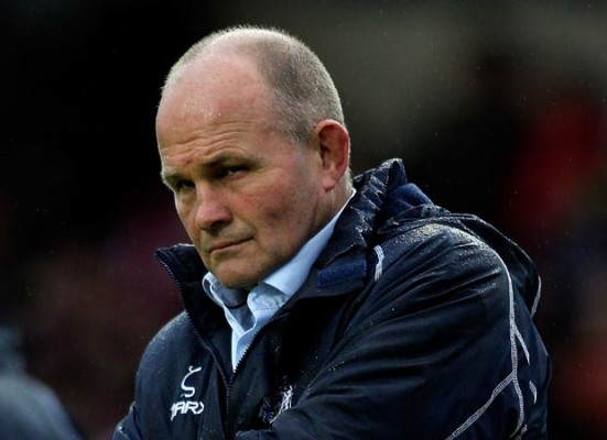 Let's put on the greatest rugby show in England! – Andy Robinson