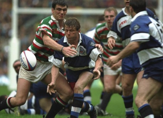 My Life in Rugby: Graham Dawe – former Launceston, Bath and England hooker