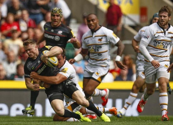 Jeff Probyn: Expect Saracens to cash in on the World Cup wobbles