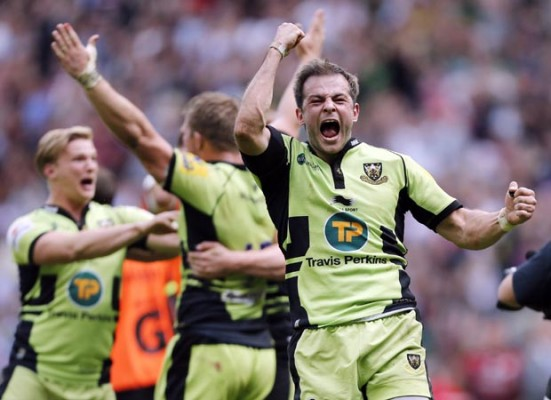 Nick Cain talks to Stephen Myler – the fly-half driving Northampton's challenge to retain their Championship