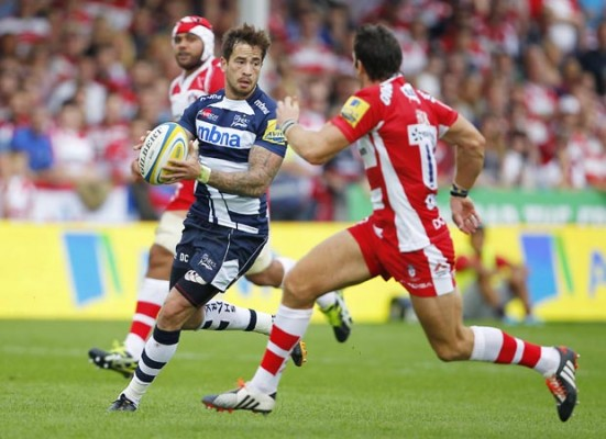 Danny Cipriani: I've stayed with Sale Sharks because of England