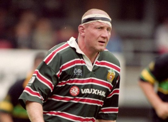 My Life in Rugby: Derek Jelley – former Leicester and Rotherham prop
