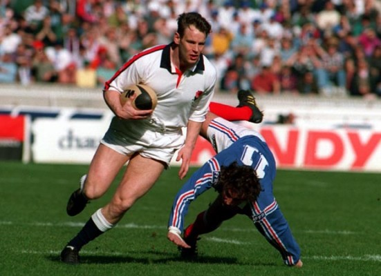 My Life in Rugby: Ian Hunter – former England full-back