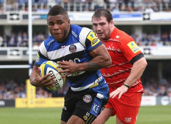 Jeremy Guscott: Kyle Eastmond is central to Bath's new look