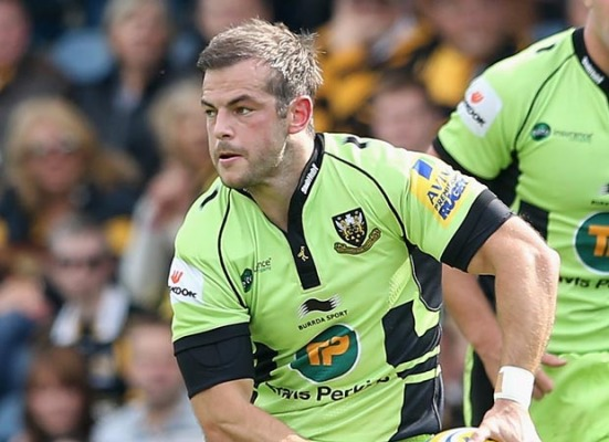 'Fantastic' Stephen Myler has earned his England chance, says Luther Burrell