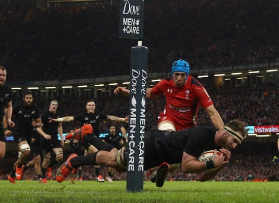 Peter Jackson's verdict on Wales: Wales fluff Buster Douglas moment