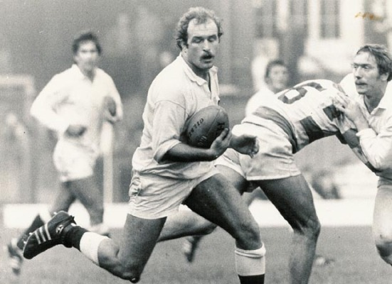 My Life in Rugby: Mike Rafter – former Bristol and England back rower