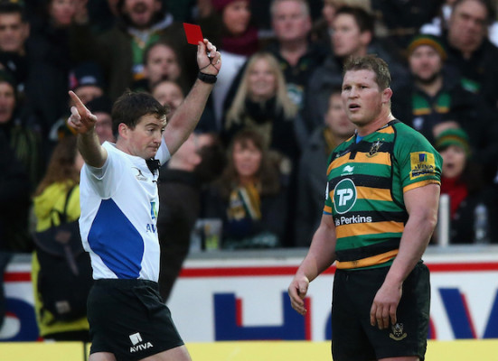 Dylan Hartley banned for three weeks