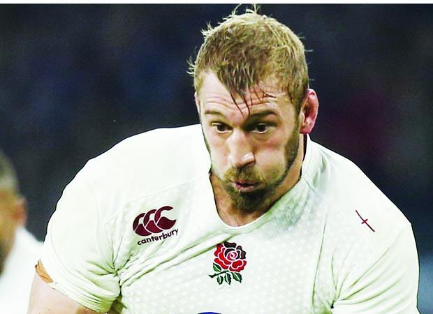 No ambush in Cardiff this time, vows Chris Robshaw