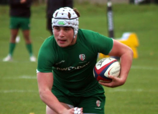 Young Gun: Curtis Langdon – St Paul's & London Irish hooker