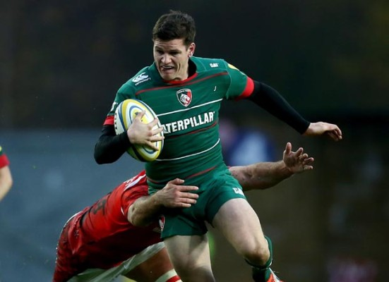 Freddie Burns won't blame Leicester Tigers switch for England axe