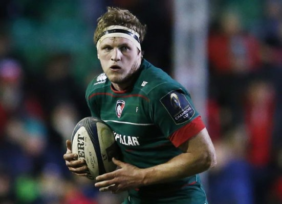 NickCain meetsJamie Gibson who has left academia to chase his rugby dream