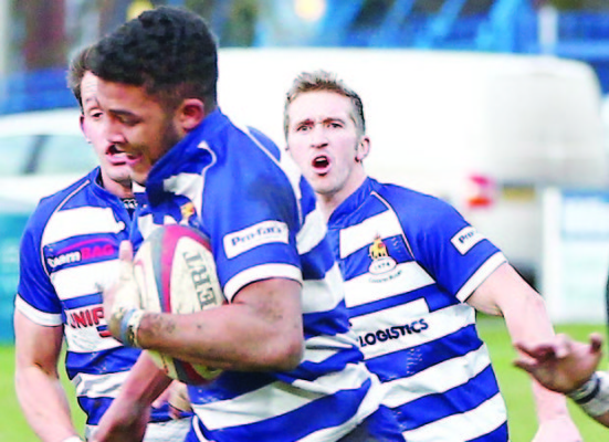 Young Gun: Lewis Ludlam – Northampton and Coventry flanker