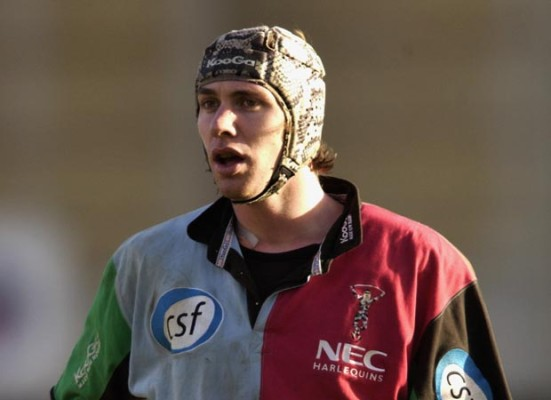 My Life in Rugby: Luke Sheriff – former Nottingham, Harlequins, Oxford and England Sevens flanker