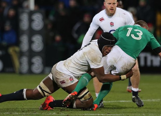 Why Maro Itoje's rugby is improving by degree