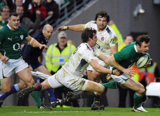 Brendan Gallagher's feature: England must take heed of Irish warnings from history!