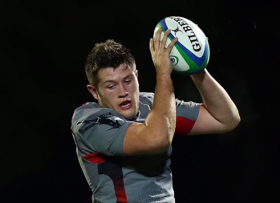 Young Gun: Rory Thornton – Wales U20s & Ospreys lock
