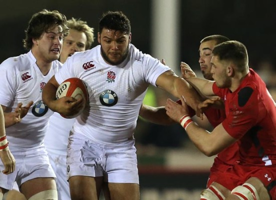 Young Gun: Ellis Genge – England U20s and Bristol prop