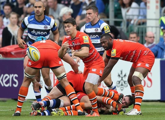 Ben Youngs is confident that Leicester 'culture' won't be diluted by foreign recruits