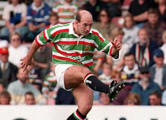 My Life in Rugby: John Liley – former Leicester, Moseley, Worcester and Doncaster full-back
