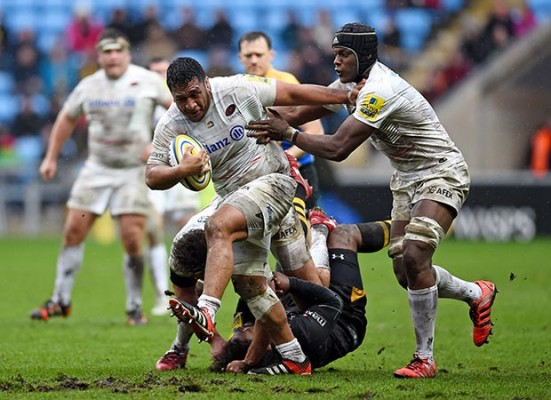 Brendan Gallagher's feature: Can Saracens exploit scars of 2014?