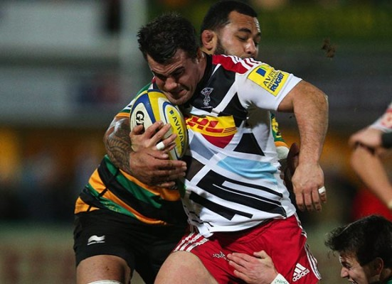 Dave Ward: Our new guys will put Harlequins back on top