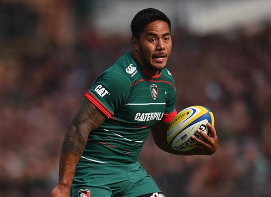 Manu Tuilagi will be offered £1.6m by Worcester