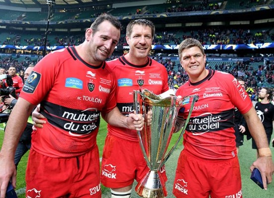 Brendan Gallagher's verdict on Toulon's Champions Cup win: The old Sea Wolves are simply majestic