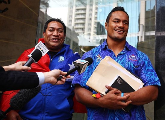 Brendan Gallagher speaks to Firebrand Eliota Fuimaono-Sapolu about preaching the message of alofa