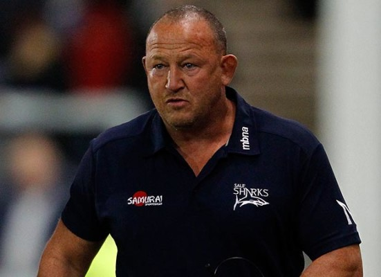 Q&A with Sale Director of Rugby Steve Diamond