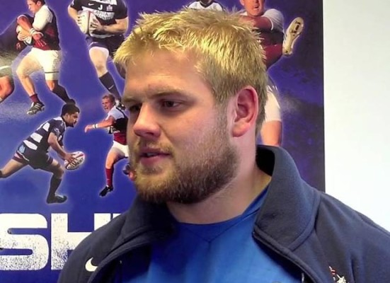 Dream Team: Mark Lilley – London Scottish and former Bath and Bristol loosehead