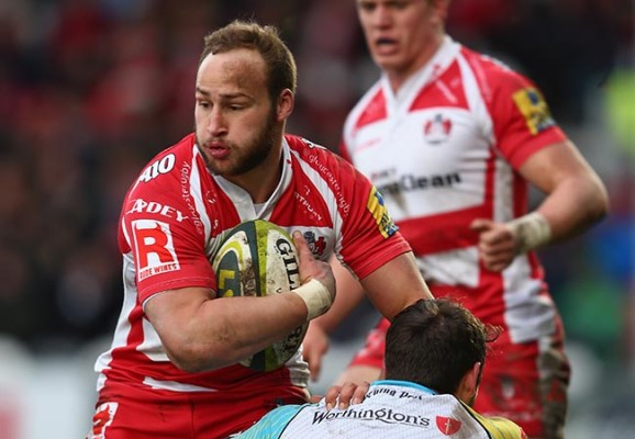 Dream Team: Billy Meakes – Gloucester and former Australia U20s centre