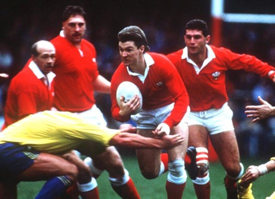 My Life in Rugby: John Devereux – Wales dual-code international