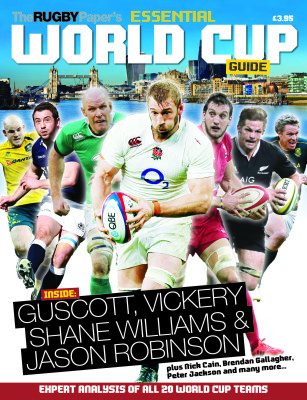 Pre-order your Rugby World Cup guide