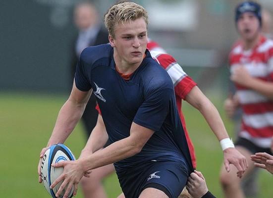 Young Gun: Will Allman – England U18s and Northampton openside